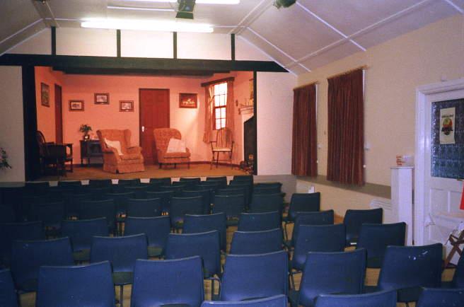 The set & hall